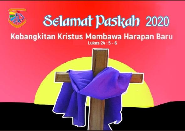 Selamat Paskah Sutindo