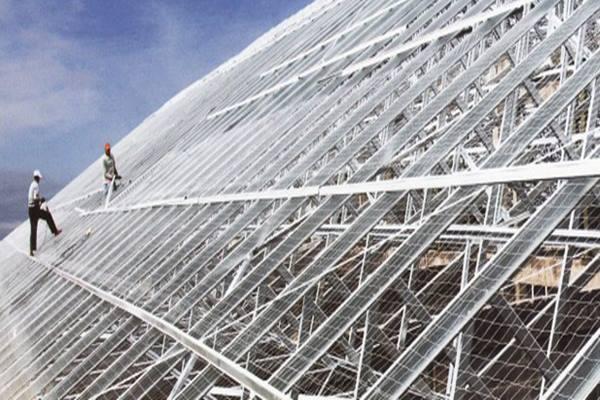 Industri Material Bangunan Lihat Titik Cerah